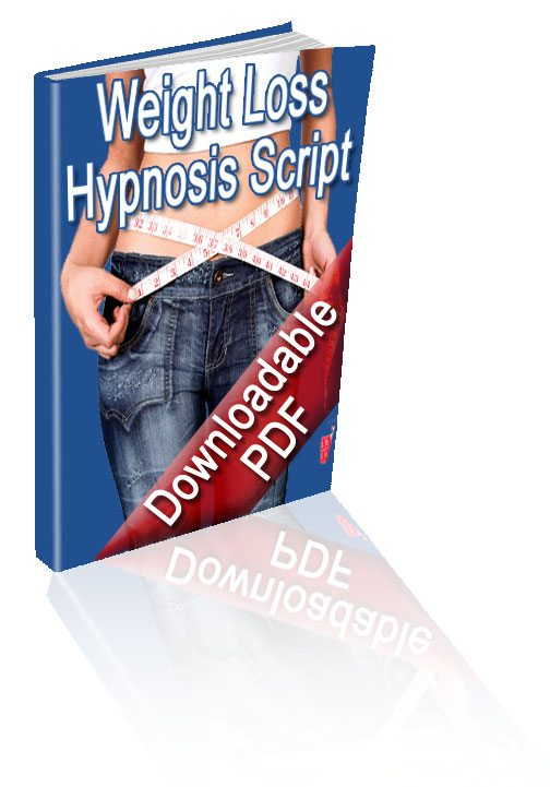 Weight Loss Hypnosis Script Download