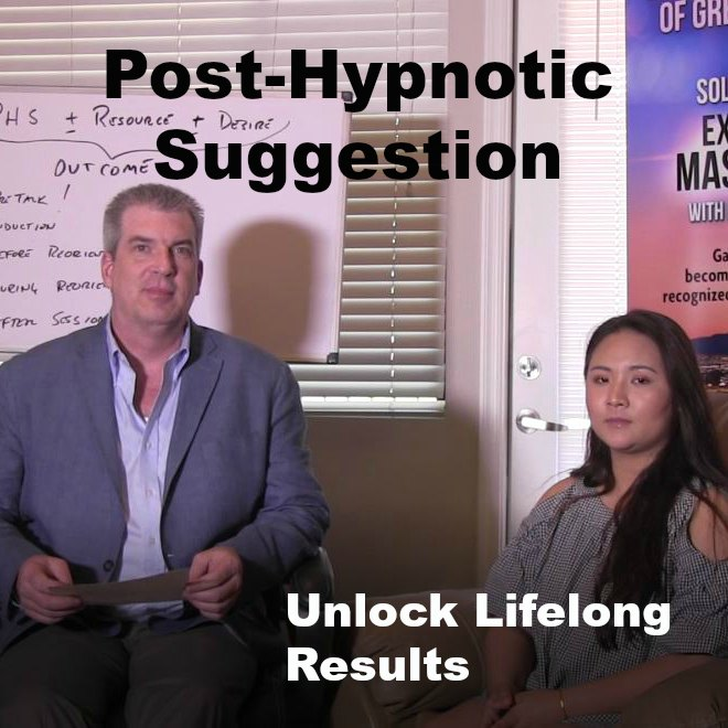 Post-Hypnotic Suggestion: Unlocking the Secret Key to Lasting Results!